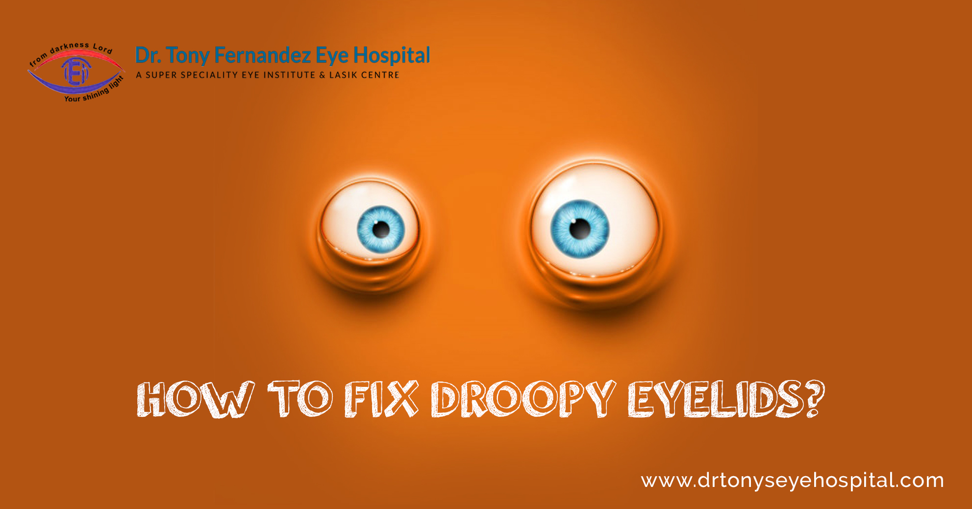 treatment for droopy eyelid in kochi