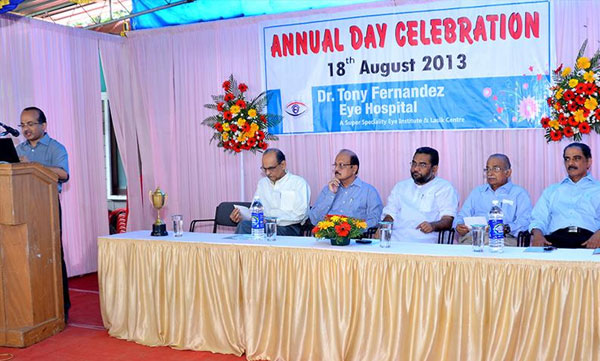 Dr Tony hospital Annual day celebration